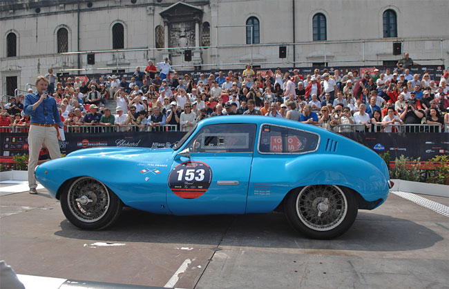Porsche Spyder 550 >> DB Panhard Gilco Colli - Barchetta Sports Cars